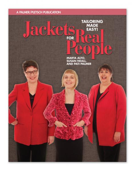 Jackets for REAL People - Front Cover